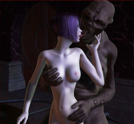 Download Free My own monster [3d Porno Comics] ...
