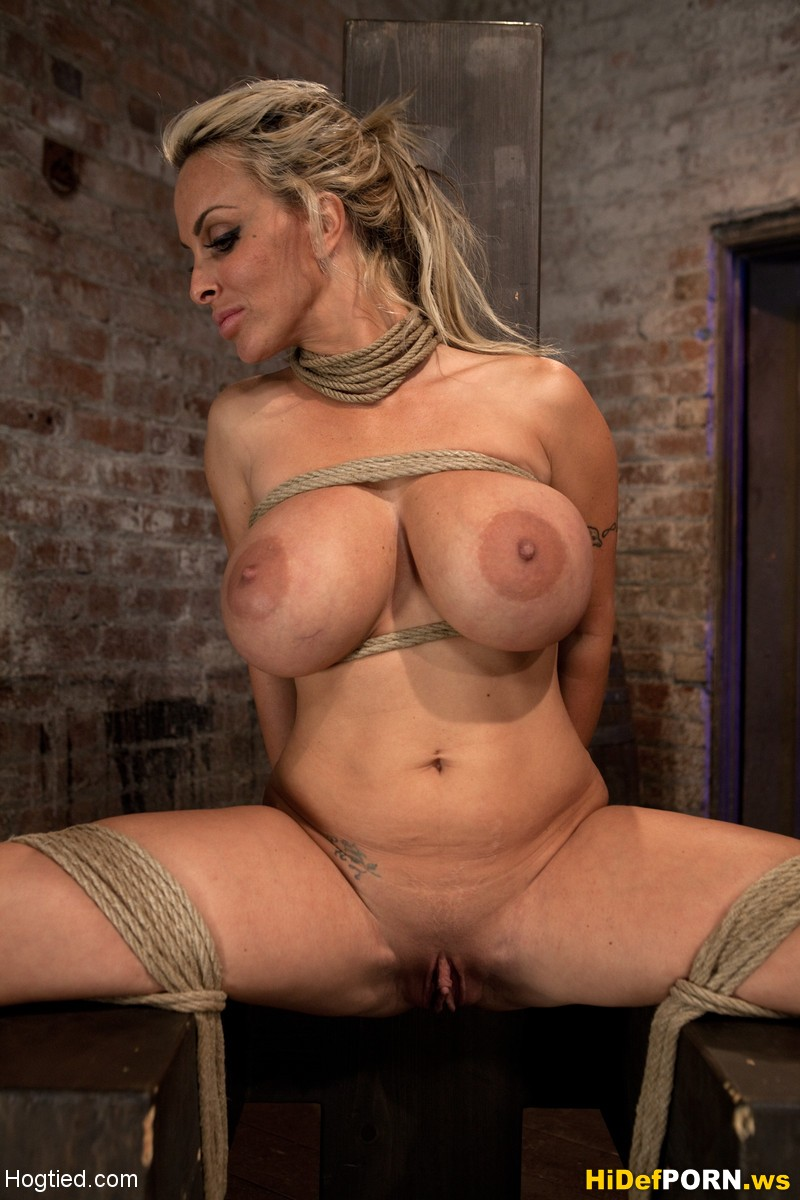 Hogtied Kink Holly Halston She Can T Stop Cumming