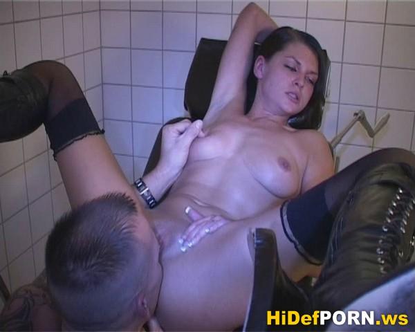 Жестокое порно на гинекол кресле
