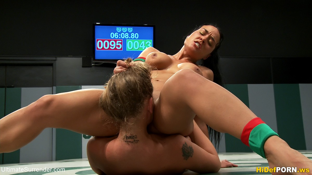 wrestling orgasms women