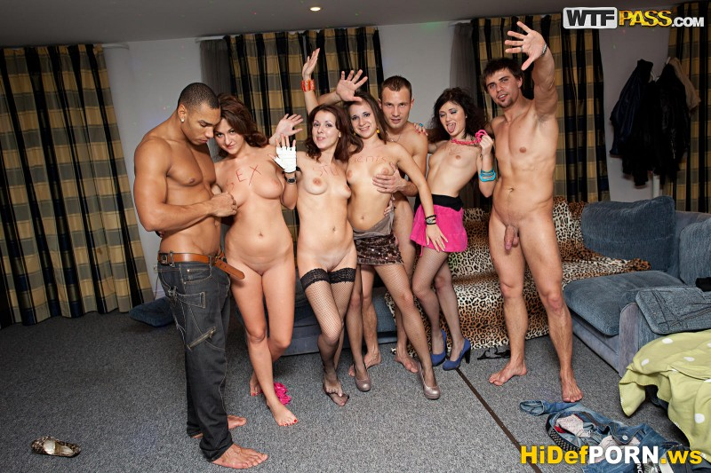 CollegeFuckParties.com - Totally insane drunk orgy movie (ssp7903; ssp7904)