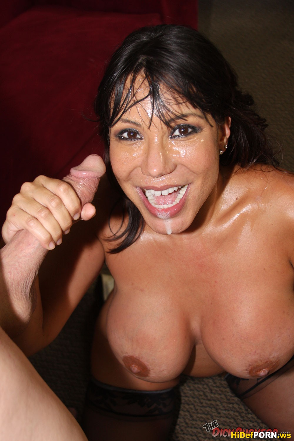 Something is. Ava devine facial interesting. You