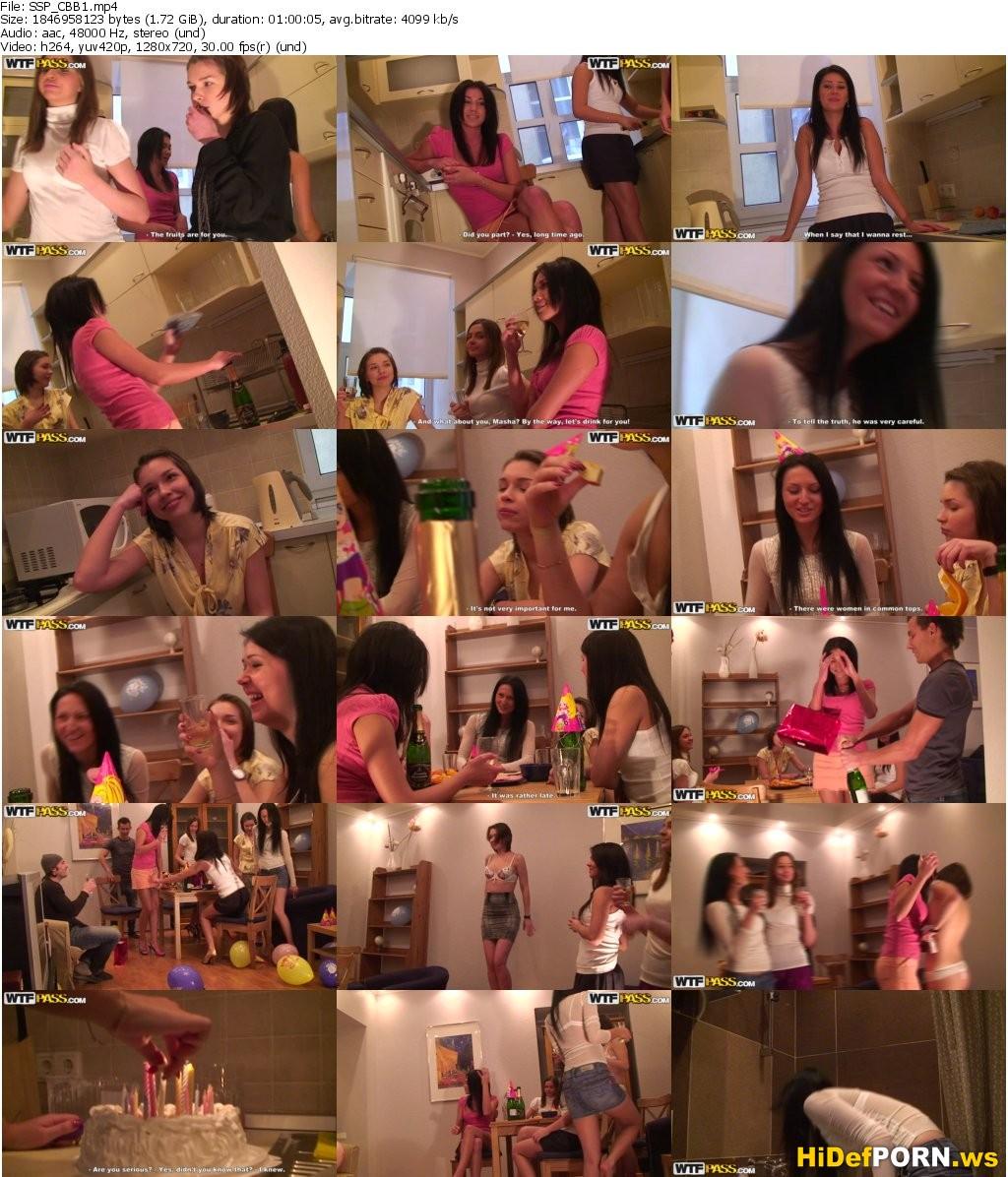 Смотреть онлайн studentsexparties creamy birthday bash 12 фотография