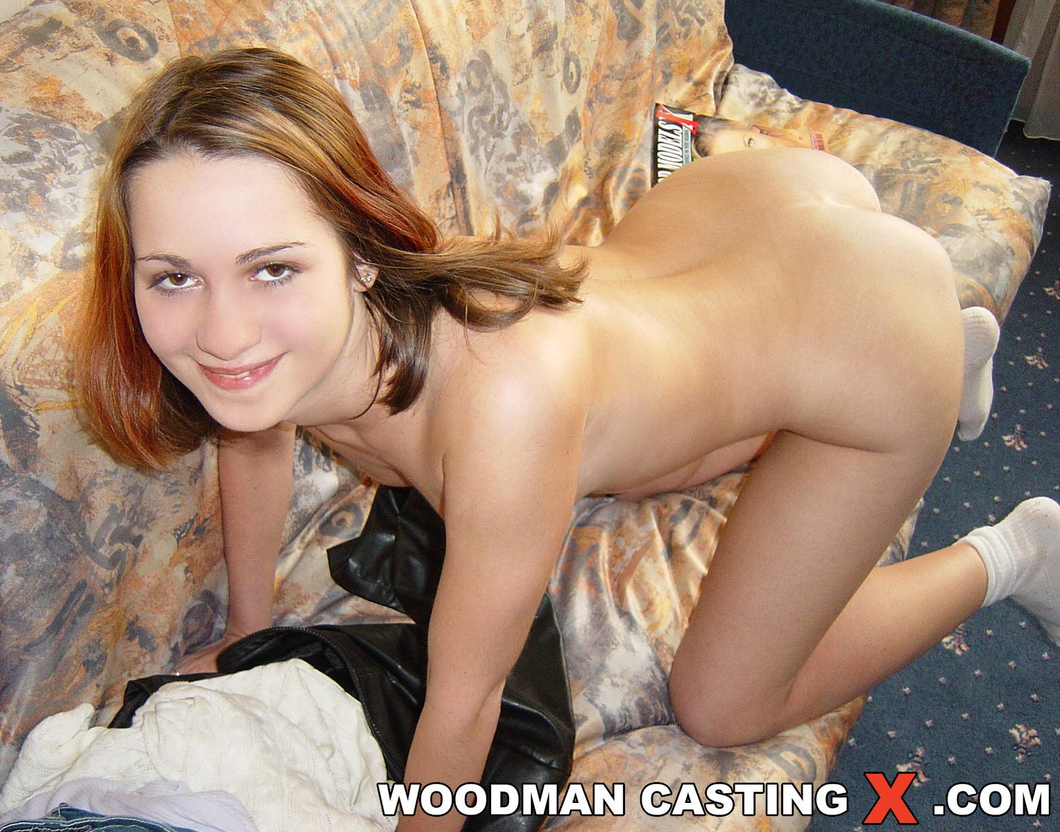 Русские порно актрисы с кастинга вудмана 15 фотография