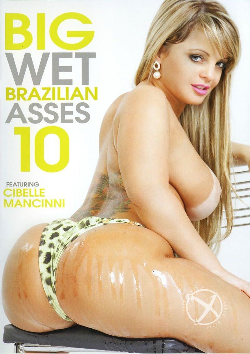 Big Wet Brazilian Ass