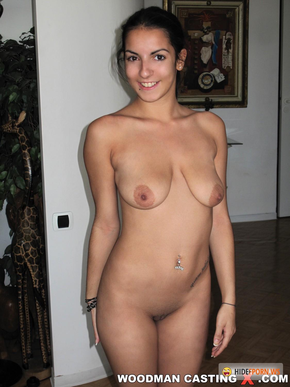 Русские тёлки на порнокастинге 19 фотография
