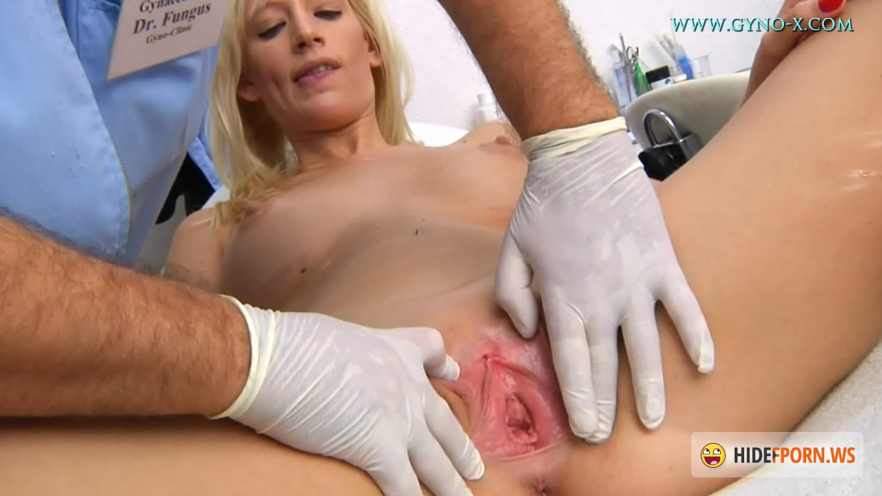 Gyno examination college girl