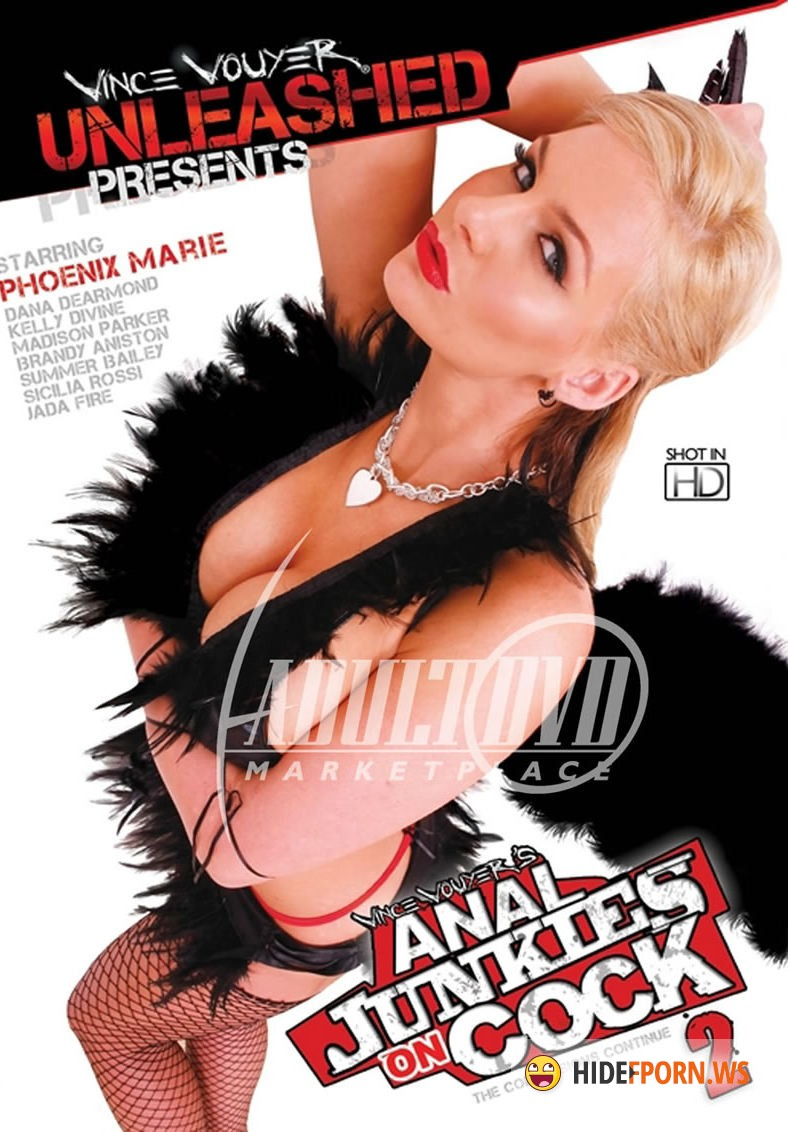 Anal Junkies On Cock 2 [2010/HD 720p]
