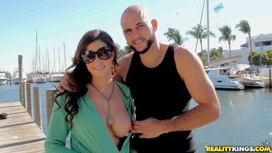Captain stabbin holly west josh lust at sea - 3 part 9