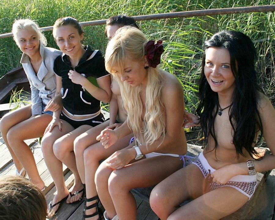секс фото в лагере