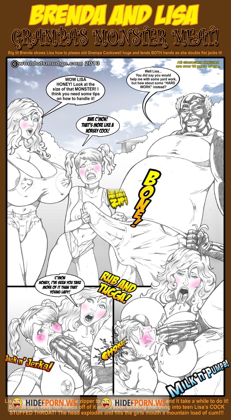 Smudge porn pics nackt scenes