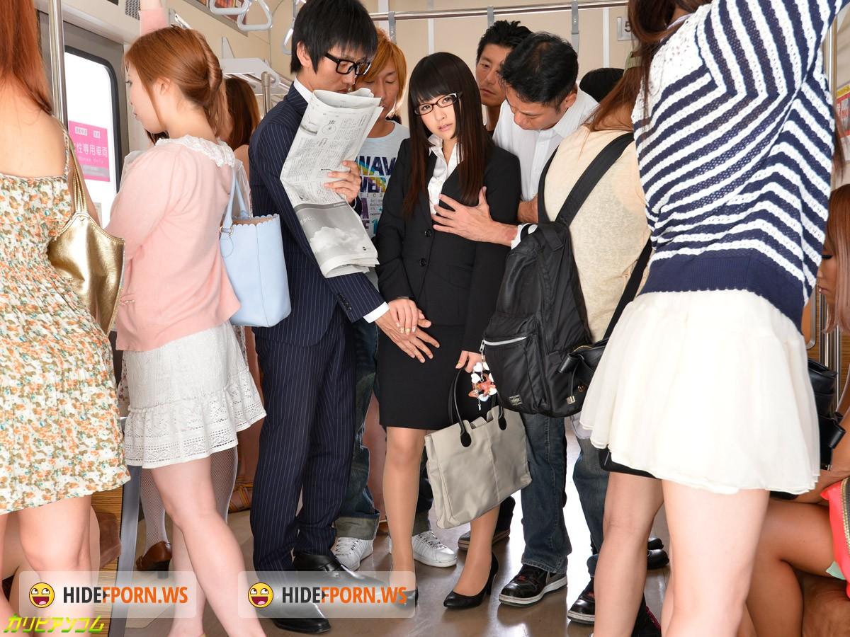 Смотреть японцы пристают в автобусе 2 фотография