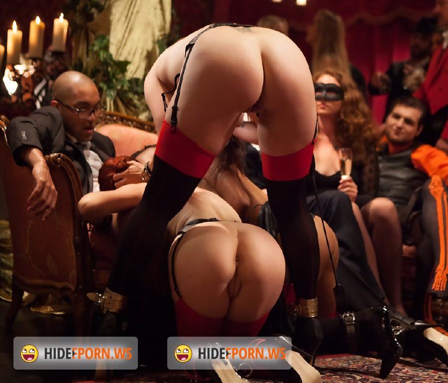 Порно маскарад фильм пртват