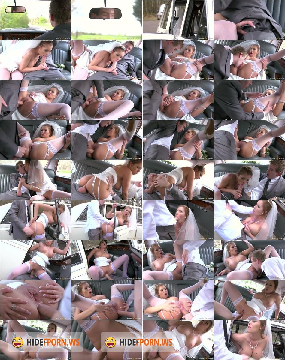 Трахнул невесту в лимузине 3 фотография