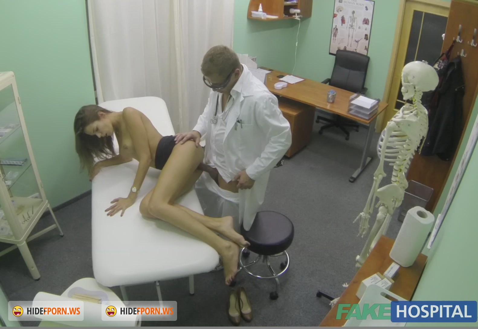 Это порно фейк госпиталь точка