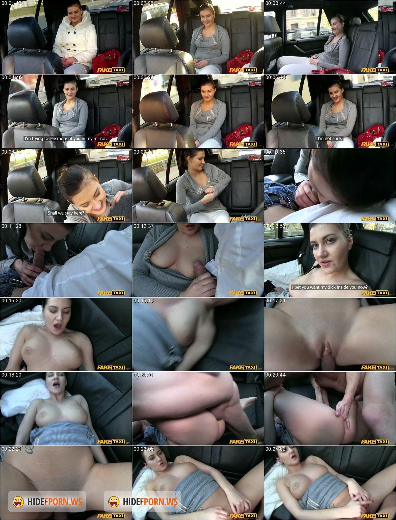 Трахает грудастую таксистку 3 фотография