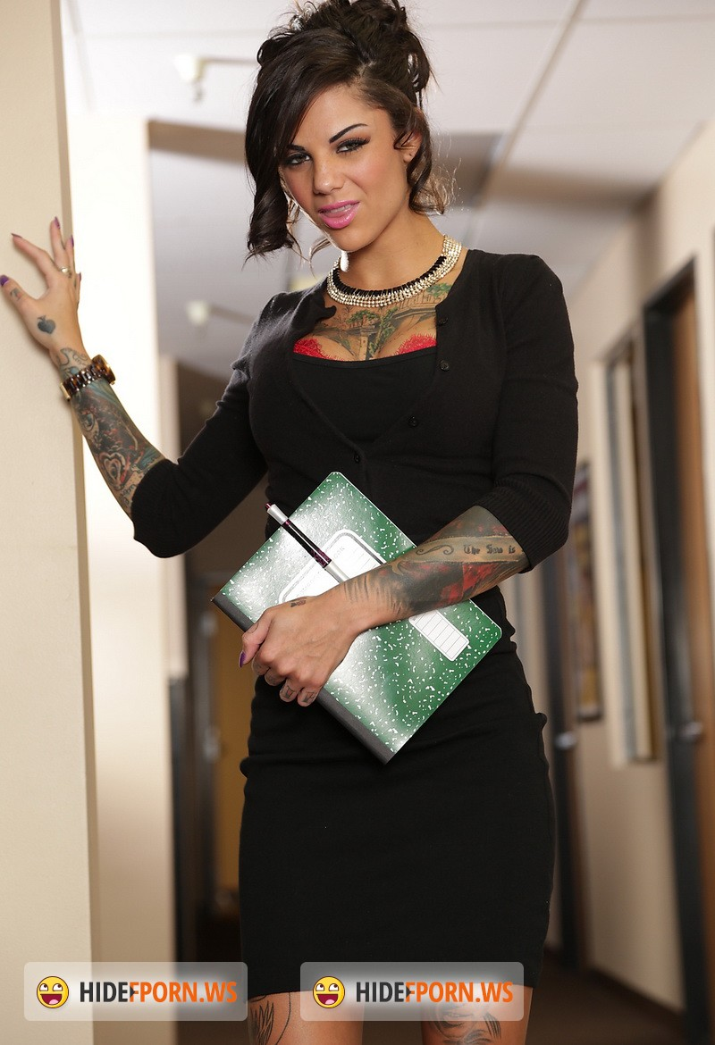 Ztod.com/Thirdmovies.com - Bonnie Rotten - Blows The Doors Off Her Interview [HD 720p]
