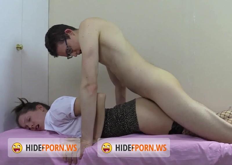 remove condom creampie