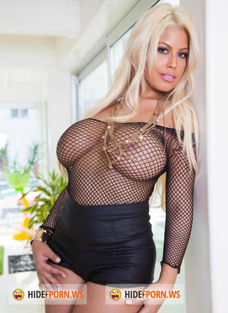 JulesJordan.com - Bridgette B - Spanish Big Tit Doll Double Penetration [HD]