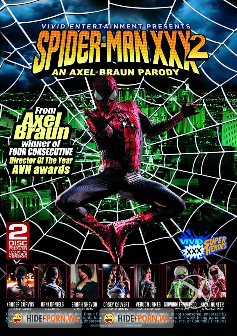 Человек паук xxx порно пародия 2 фотография