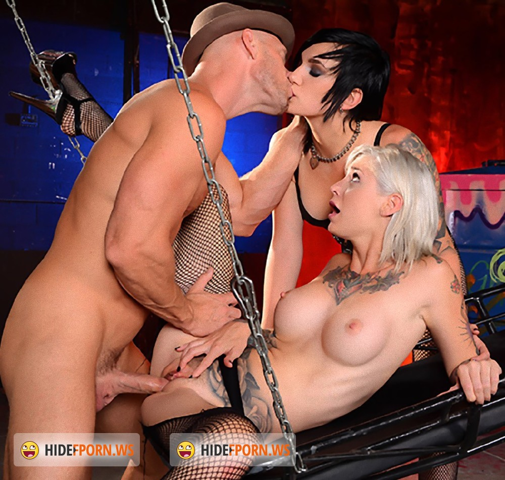 Sex in the dungeon erotic video