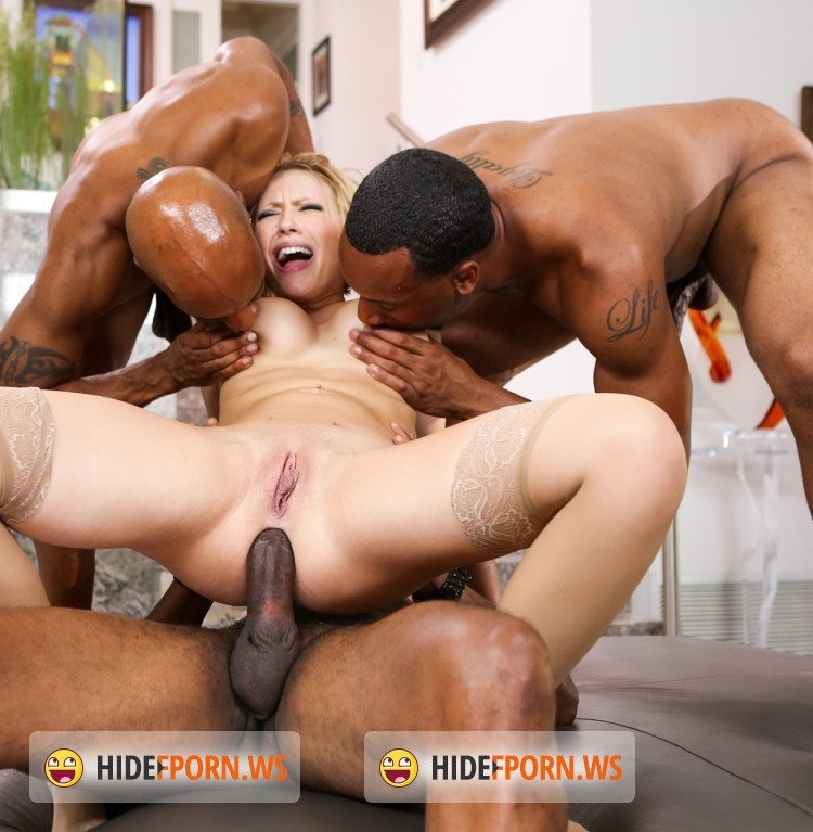 DevilsFilm.com - Sean Michaels, Kagney Lynn Karter, Rico Strong - Blacked Out, Scene 2 [HD]