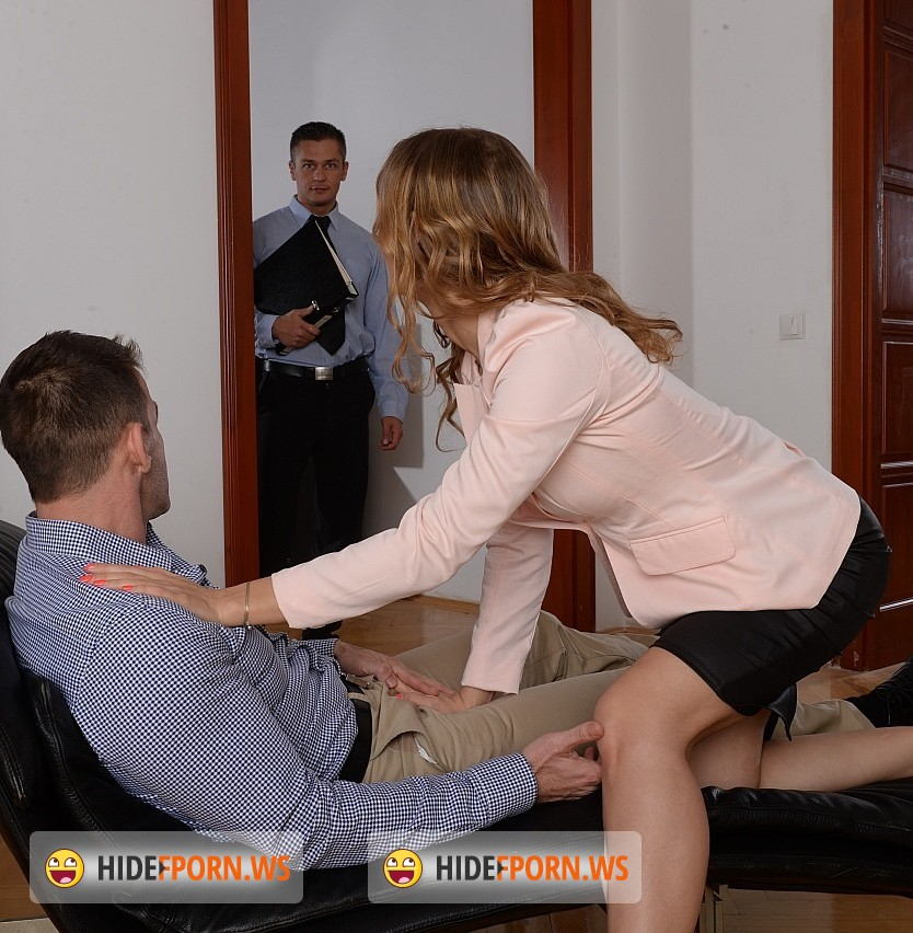 DPFanatics.com/21sextury.com: Sabrina Moore - The Seductress of the Office [FullHD]