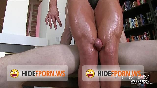 FemdomEmpire.com - Ashlee Chambers - Muscle Fuck [HD 720p]