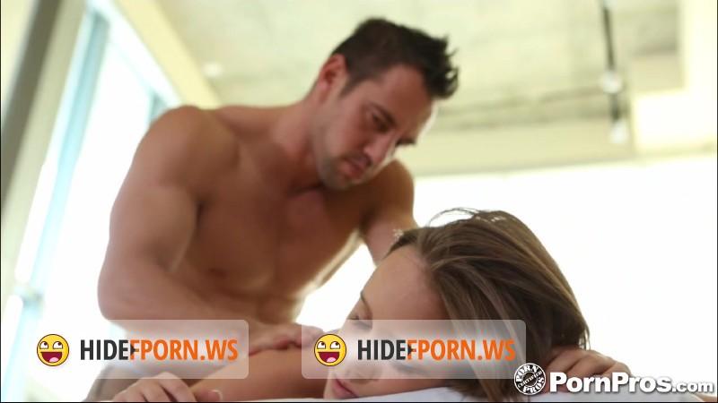 RealExGirlfriends.com/PornPros.com - Alexis Adams - Fuck Pussy With Cum BTS [HD 720p]