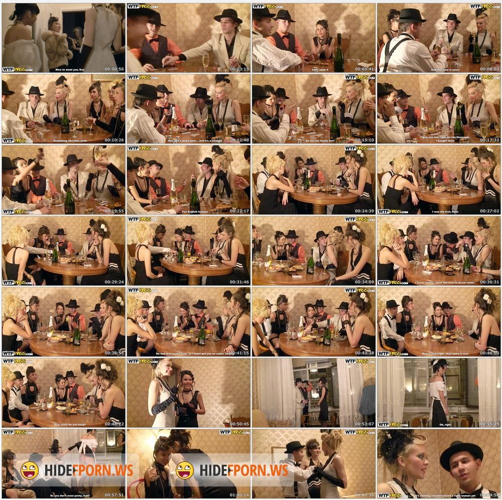 Porno dans un style vidéo rétro