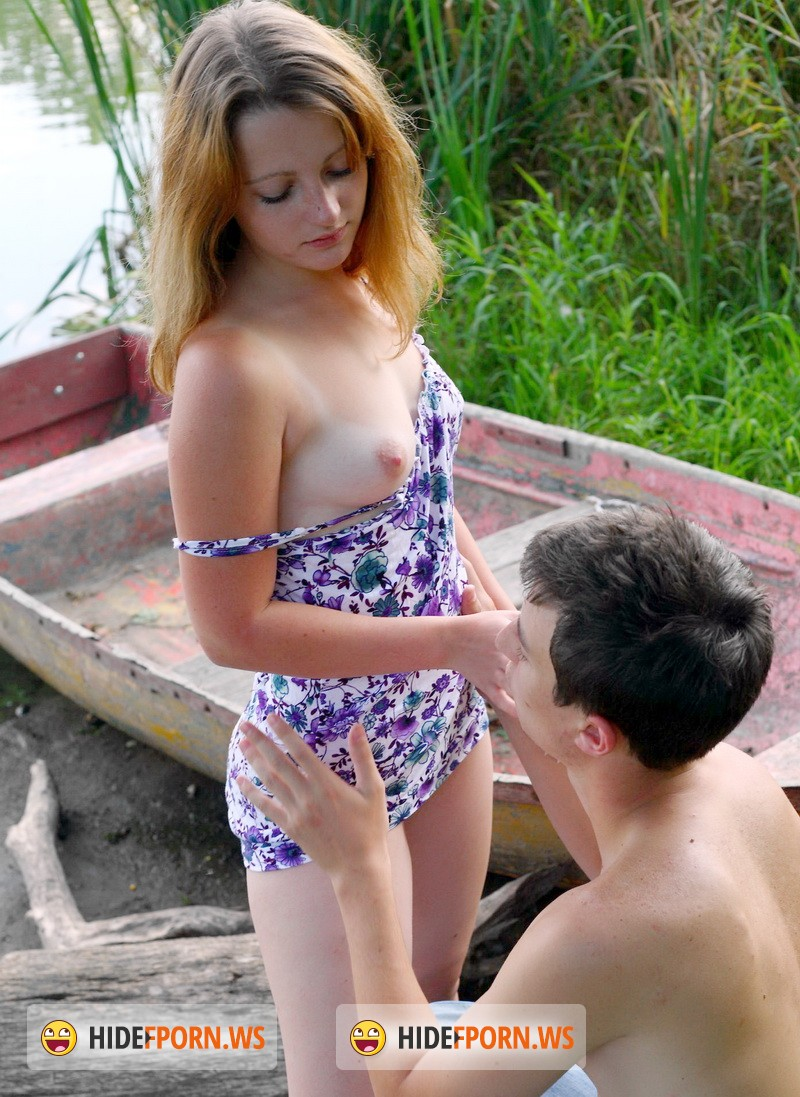 TeenDorf.com - Aneta - Fucking On The River With A Sweet Young Girl [HD 720p]