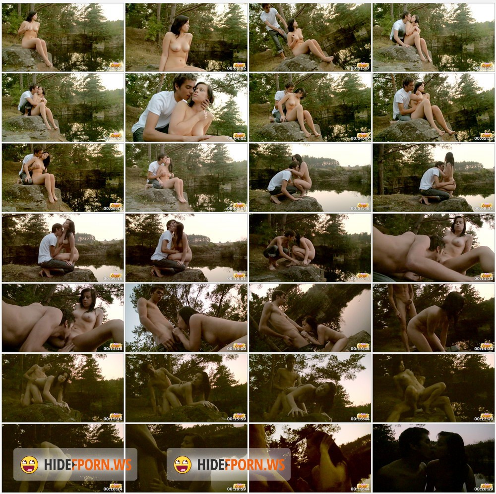 TeenDorf.com - Branislava - Sex In The Woods With A Pretty Girl [FullHD 1080p]