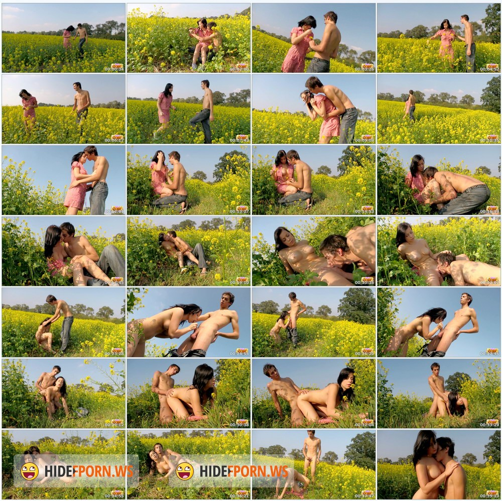 TeenDorf.com - Branislava - Youth Fucking Outdoors [HD 720p]