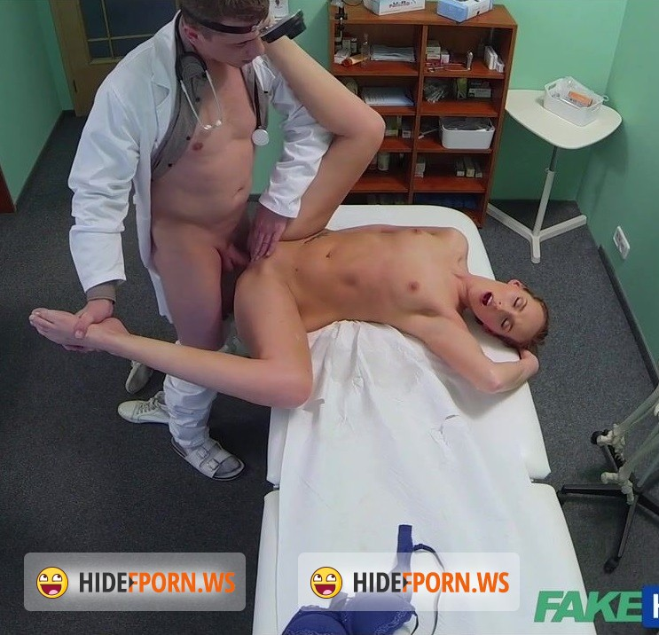 FakeHospital.com - Jana Prochazkova - Doctor prescribes an erotic massage for sexy blonde patient Fake Hospital 1140 [HD 720p]
