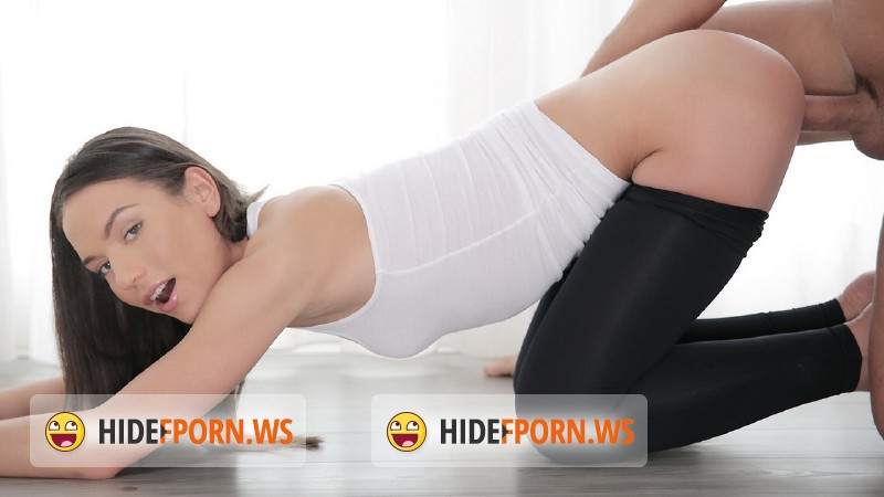 18Yoga.com - Nataly Gold - Hard Anal Bend [HD 720p]