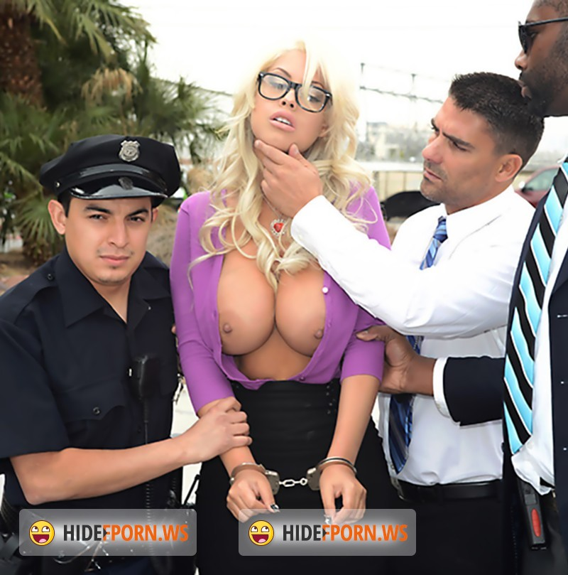 BigTitsatWork.com/BraZZers.com - Bridgette B, Toni Ribas - Titty Heist II: The Negotiator [HD]