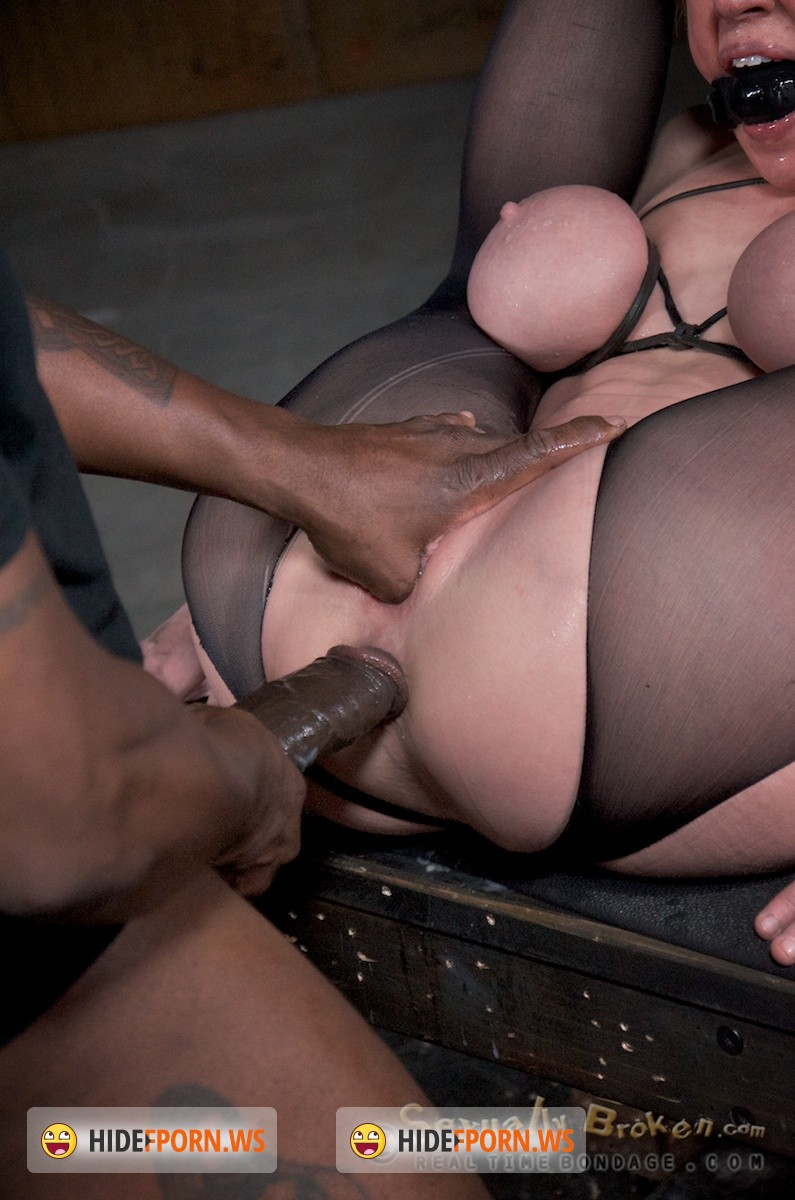 SexuallyBroken.com - Darling - Hardcore anal fucking with BBC, multiple squirting orgasms, flexible big breasted Darling destroyed! [HD 720p]