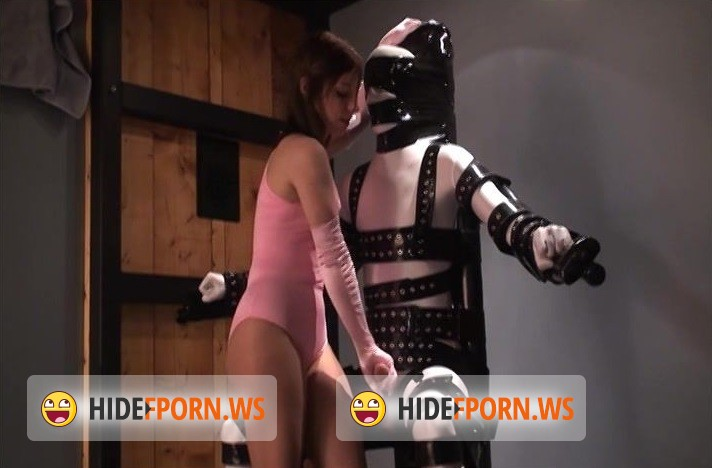 TeaseAndThankYou.com/Clips4Sale.com - Christina - Straps and Silk and Sheer Hosiery [SD 480p]