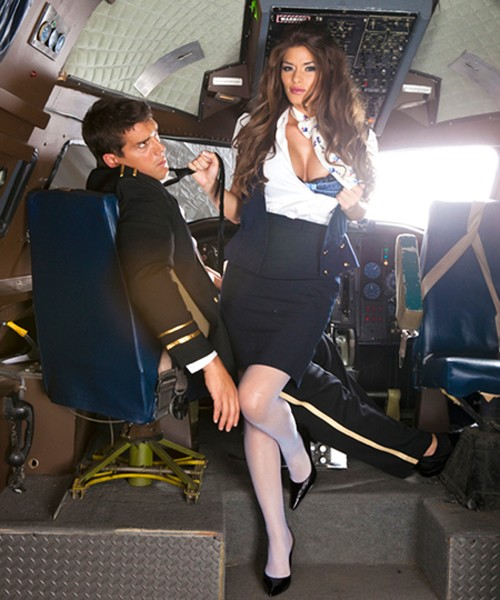 BluebirdFilms.com - Madelyn Marie - Passenger 69 [HD 720p]