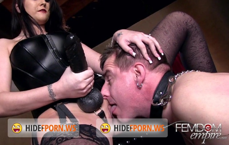 FemdomEmpire.com - Alexis Grace - Oral Sex Addict [HD 720p]