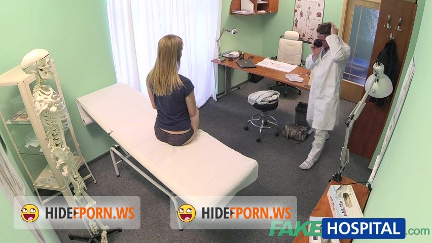 FakeHospital.com: FakeHospital E142 - Innocent blonde gets the doctors massage [HD]