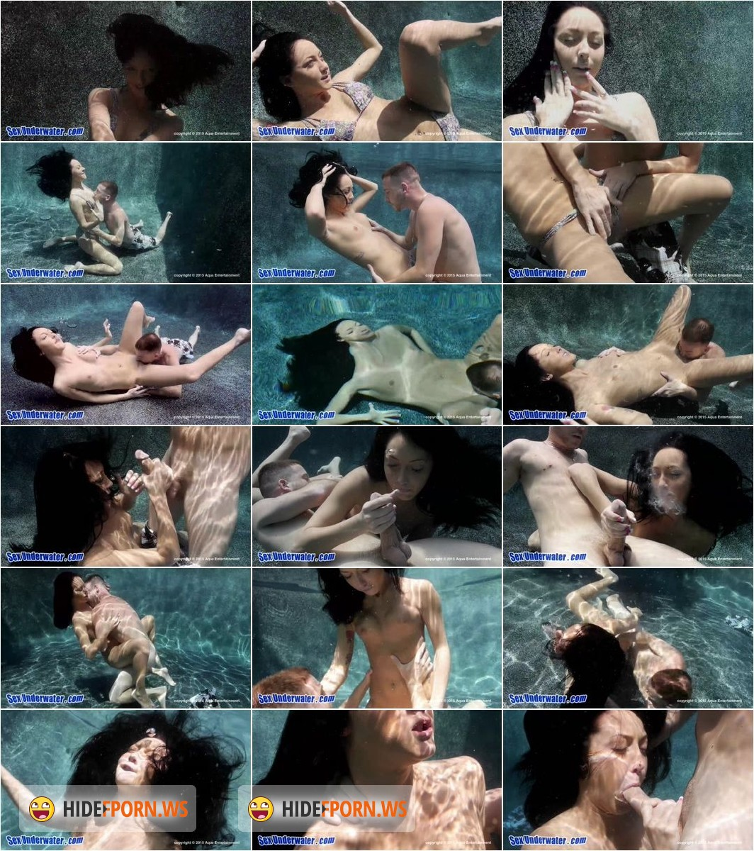 SexUnderWater.com - Sabrina Banks - Think Positive [HD 720p]