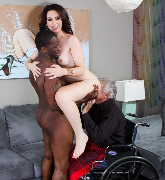 EvilAngel.com - Sarah Shevon, David Christopher, Rob Piper - Mean Cuckold 5, Scene 3 [SD ]
