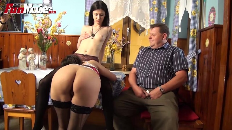 FunMovies.XXX - Sarah Dark, Lolita - The Farmer Likes To Watch [HD 720p]