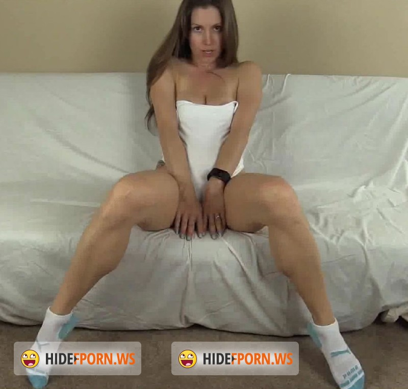 LeluLove.com - Lelu Love - Sweatpants Socks POV BJ Sex Cum On Pussy [FullHD 1080p]