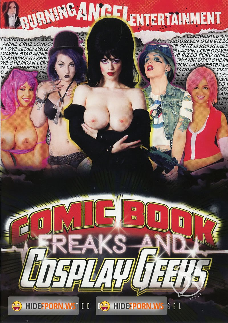 Comic Book Freaks and Cosplay Geeks [2015/WEBRip 1080p]