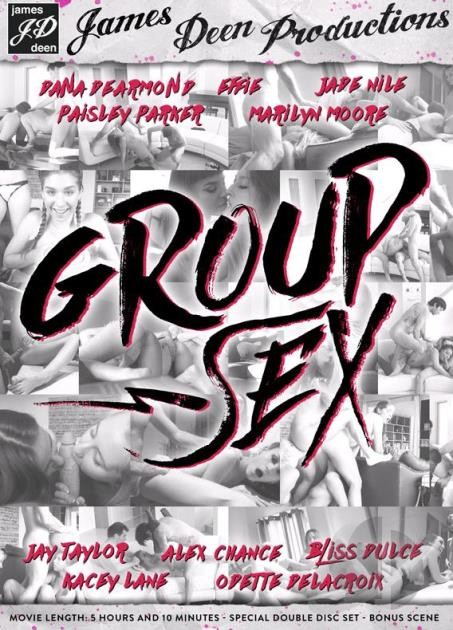 Group Sex (2015/DVDRip)