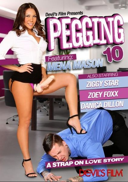 Pegging - A Strap On Love Story 10 (2015/DVDRip)
