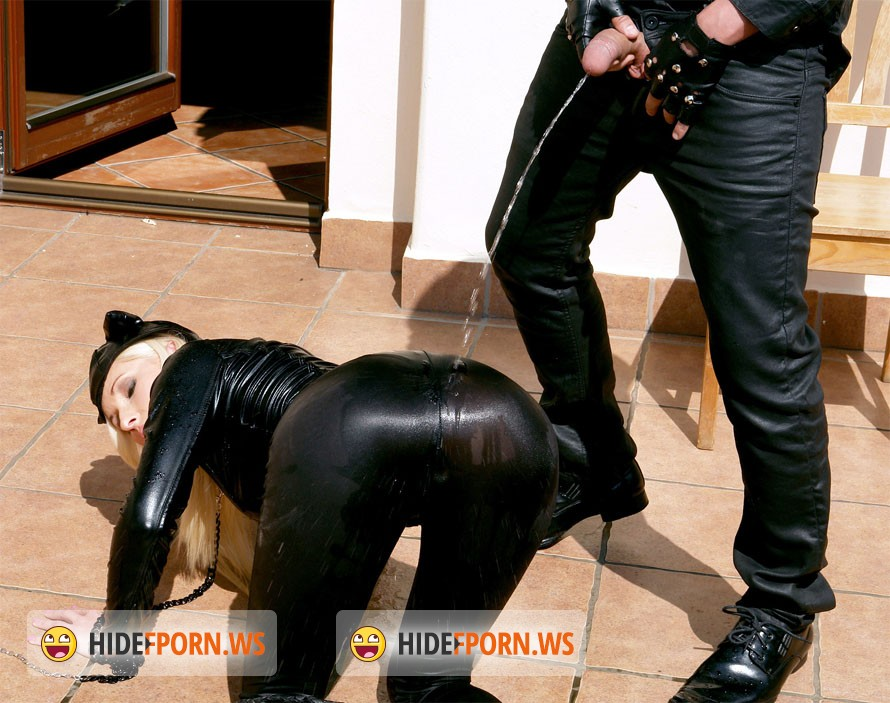 Vanessa - Cat Woman Has Met Her Piss Match! [HD 720p]