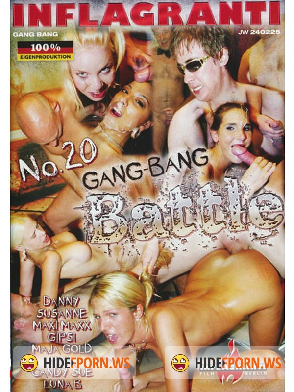 Gang-Bang Battle 20 [2015/DVDRip]